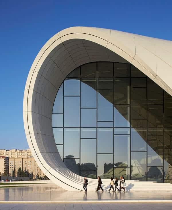 Проект культурного центра от Zaha Hadid