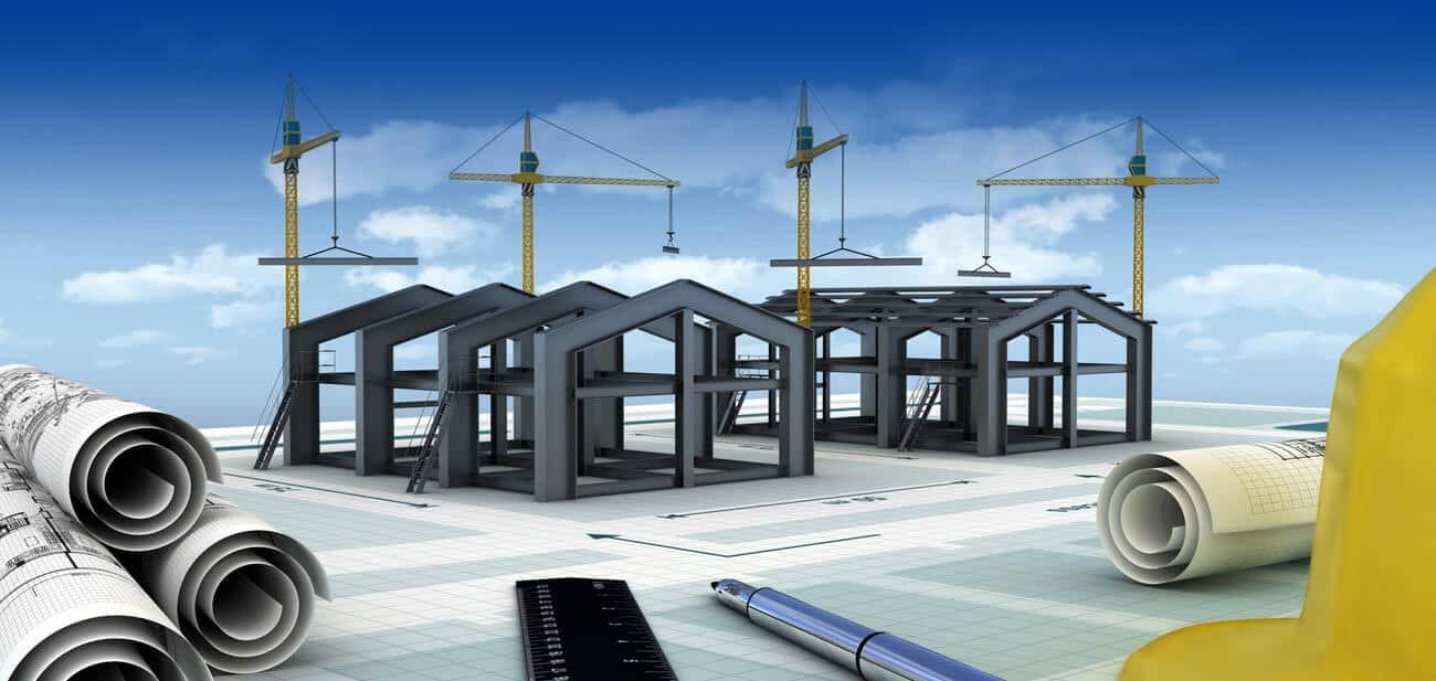 Комплексное проектирование строительных объектов