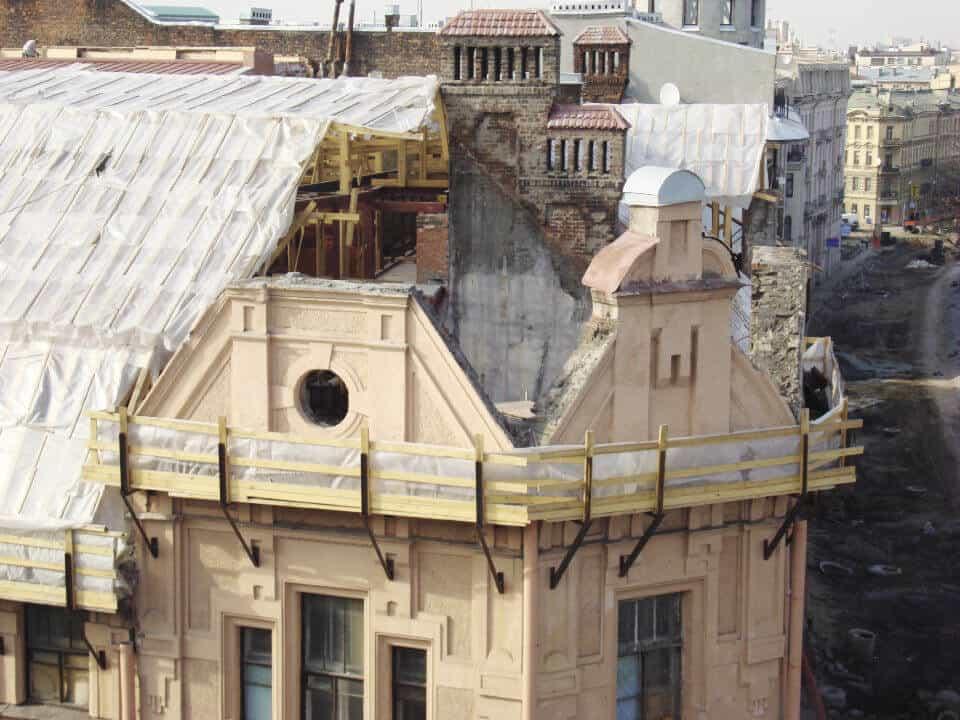 Интервью в журнале строительства и городского хозяйства